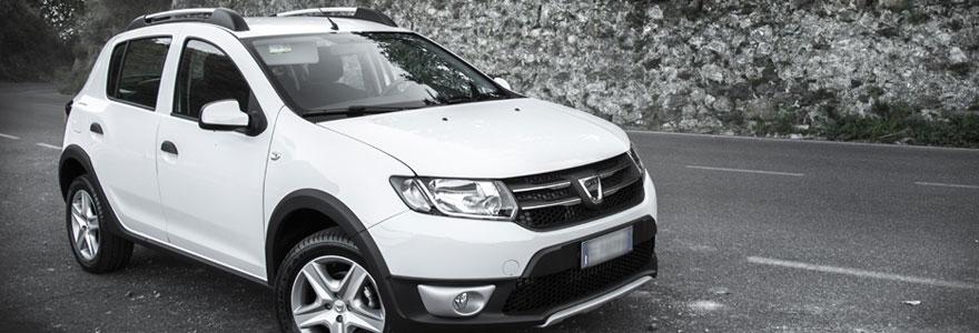 Achat de véhicules Dacia d'occasion