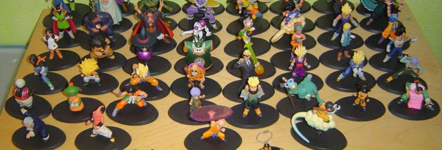 collection Dragon Ball Z