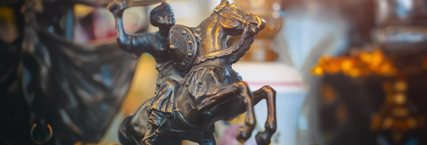 estimer une sculpture en bronze