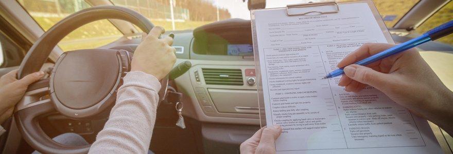 examen du permis B