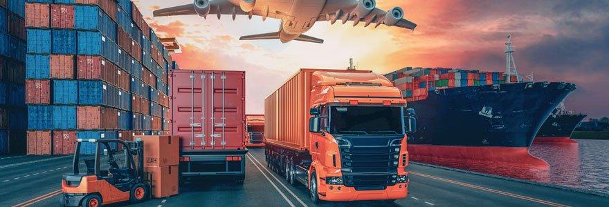 Formation transport et logistique