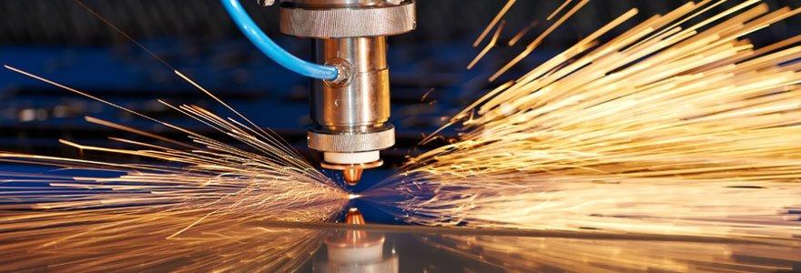 Industrie du laser