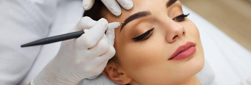 Objectif d'une formation en maquillage permanent