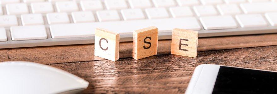 Plateforme collaborative CSE