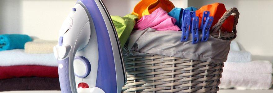 Prestations de ménage et de repassage