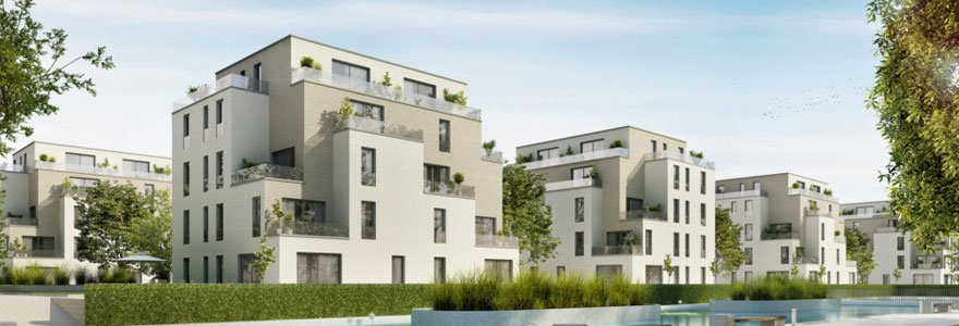 Projet d'immobilier neuf