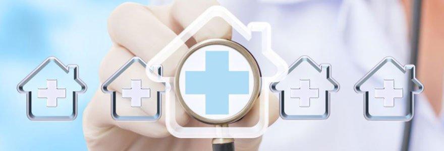 Recherche en ligne de pharmacies de garde