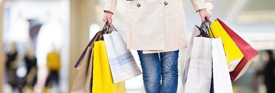 shopping à Strasbourg